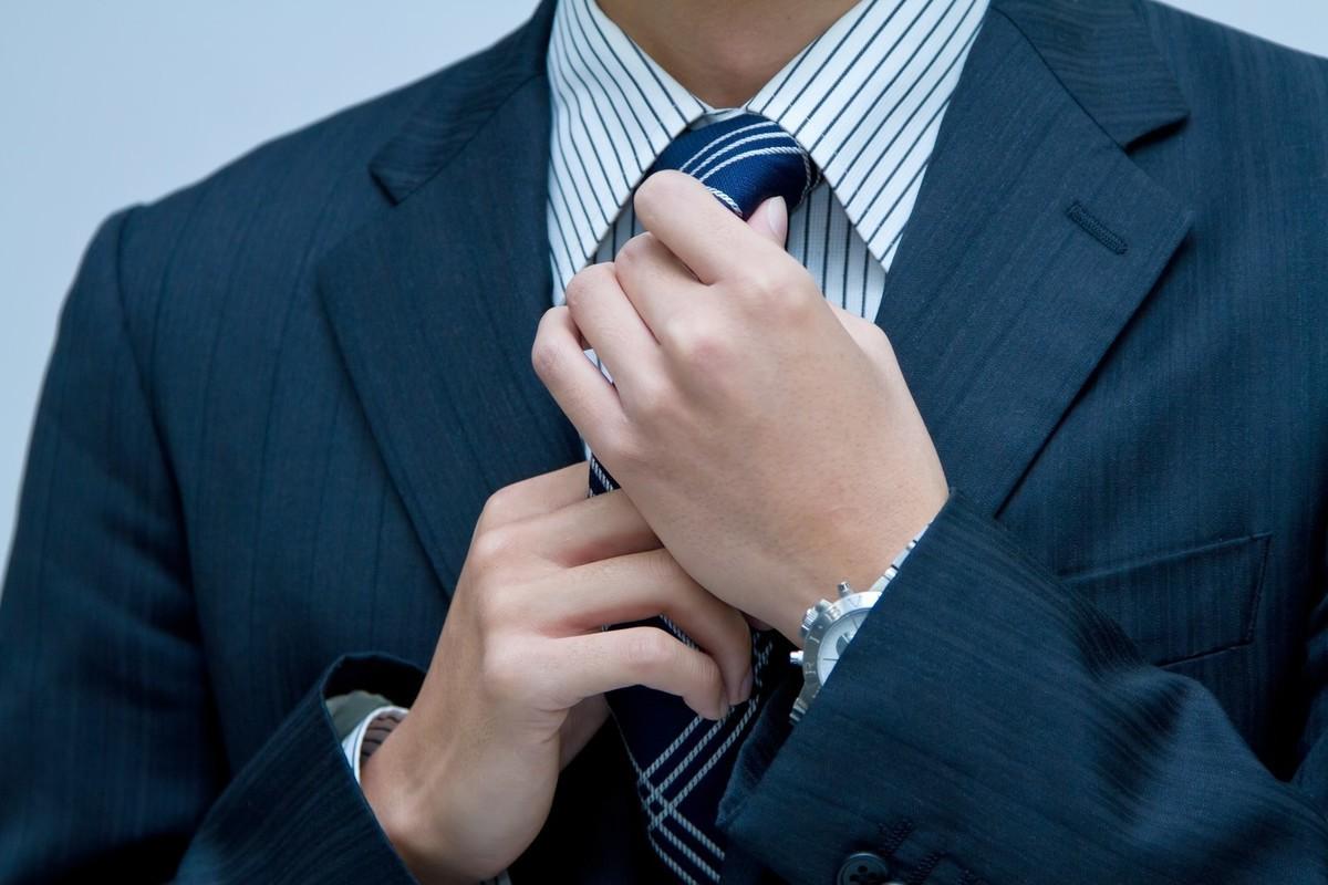 【保存版】覚えておくなら今のうち!ネクタイの結び方